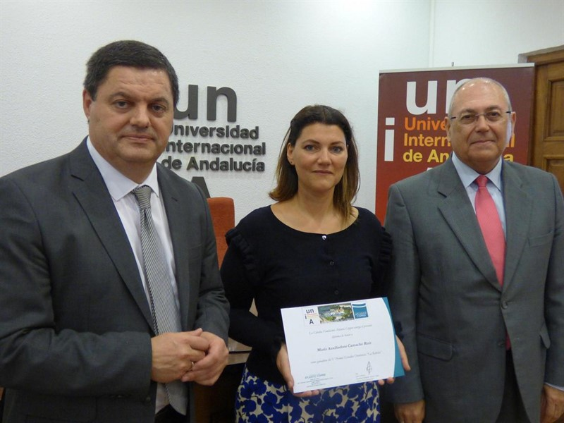 Un trabajo sobre buenas prácticas en educación, Premio de Estudios ...