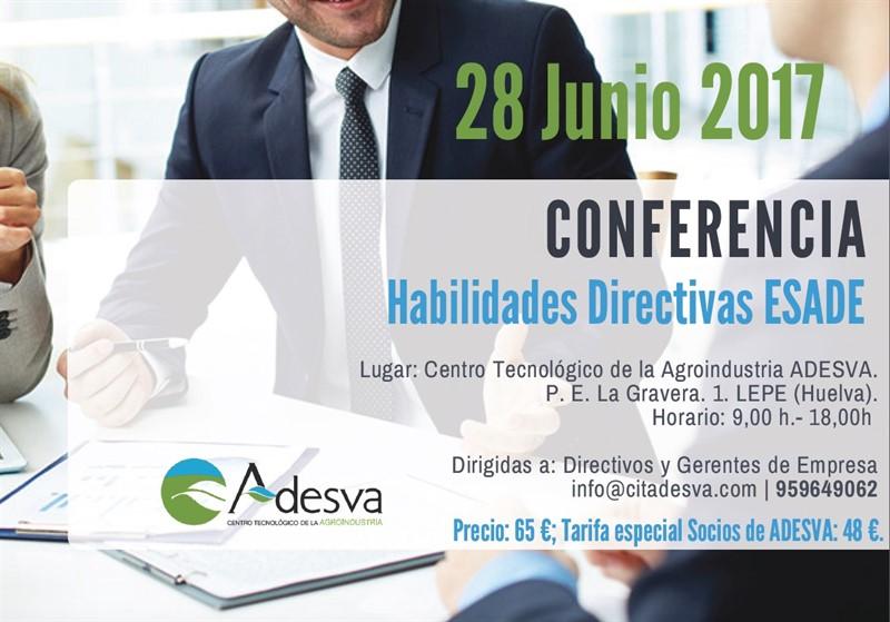 El centro tecnológico Adesva organiza una conferencia sobre ...